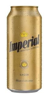 Cerveza Imperial Lata 473cc Pack X24 Latas - Johnny Club