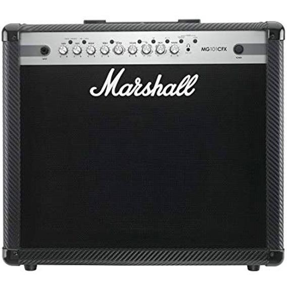 Cubo Amplificador Guitarra Marshall Mg101 Cfx-b 1x12 100w