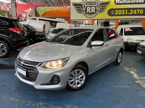 Imagem 1 de 12 de Chevrolet Onix 1.0 Lt Flex Completo 2020 Rmotors