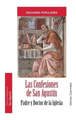 Libro Confesiones De San Agustin