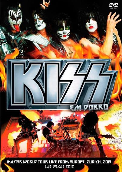 Kiss Em Dobro - Master World Tour Live From Europe, Zurich 2