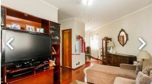 Apartamento Com 4 Dormitórios À Venda, 121 M² Por R$ 1.272.500,00 - Perdizes - São Paulo/sp - Ap0503