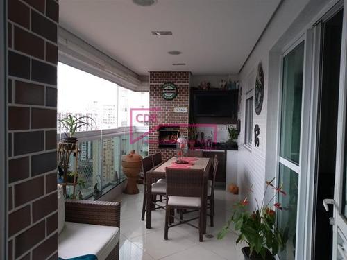 Imagem 1 de 30 de Apartamento Tatuapé São Paulo/sp - 436