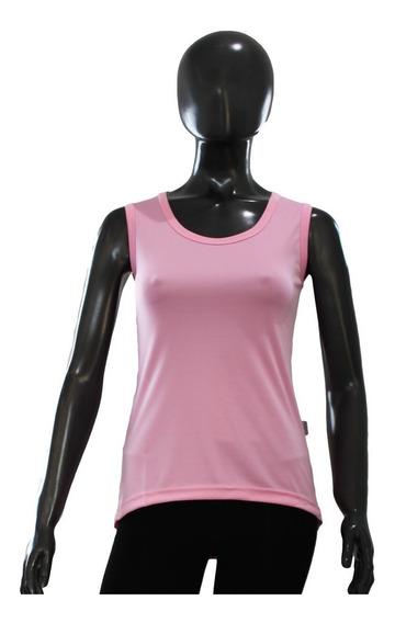Musculosa Deportiva Mujer Dry Crossfit Running Alfest