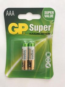 Pilha Aaa Alcalina Gp (4 Caixas C/10 Cartelas De 2 Unidades)