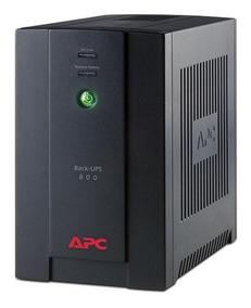 Ups Apc Bx800ci 800va 6 Tomas Estabilizador Para Gamer Bx800