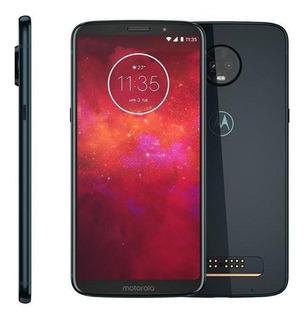 Smartphone Moto Z3 Play 64gb Nf E Garantia
