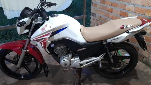 Imagem 1 de 4 de Honda Titan 150