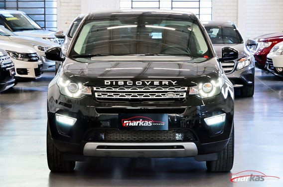 Land Rover Discovery Sport 2.0 Si4 Hse Luxury 240 Hp 7 Teto