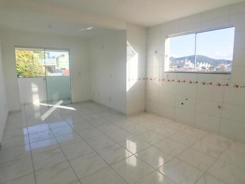 Apartamento Novo Com 02 Dormitórios E Sacada Com Churrasqueira. - Ap2975