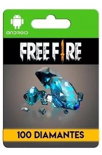 Free Fire 100 Diamantes