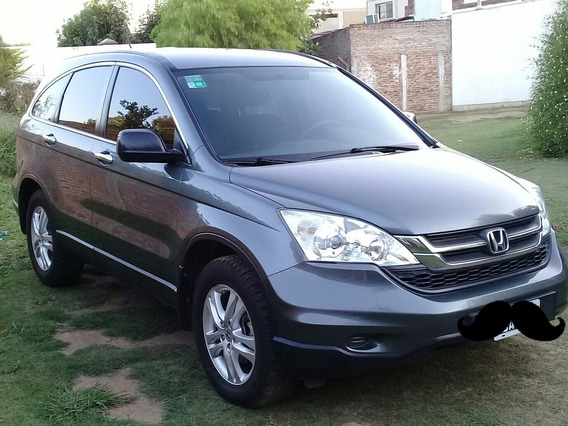 Honda Cr-v 2.4 Lx At 2010