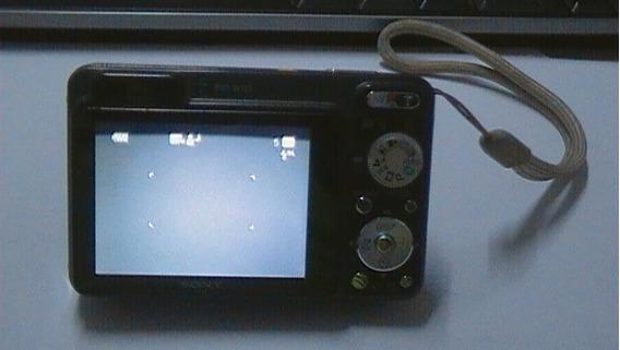 Camera Fotográfica Sony Cybershot Dsc-w110