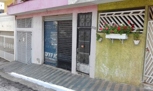 Salão Para Alugar, 98 M² - Cidade Satélite Santa Bárbara - São Paulo/sp - Sl0103