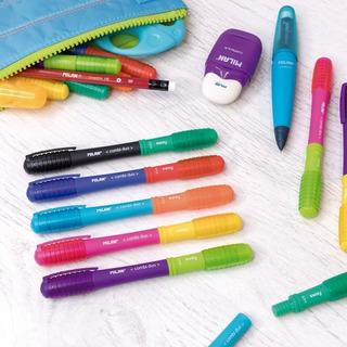 Set De 5 Bolígrafos Europeos Milan Combinables Ball Pen 1mm