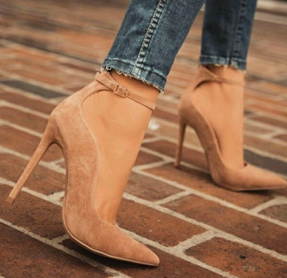 Sapato Shot Ankle