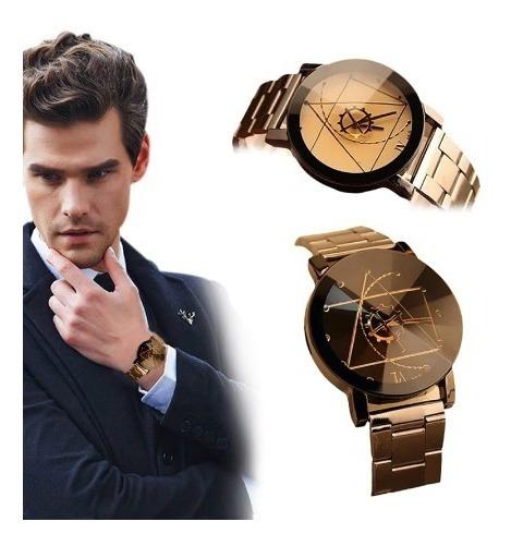 Relógio Unisex Da Vinci Alta Qualidade Preço Promocional