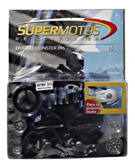 Supermotos De Colección N°15 | Ducati Monster 696 Parte 3/3