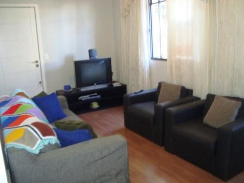 Apartamento Com 3 Quartos Para Comprar No Califórnia Em Belo Horizonte/mg - Sim1734