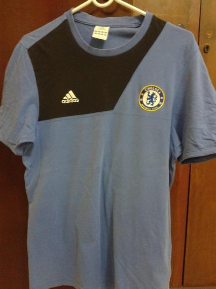 Camiseta De Passeio Chelsea