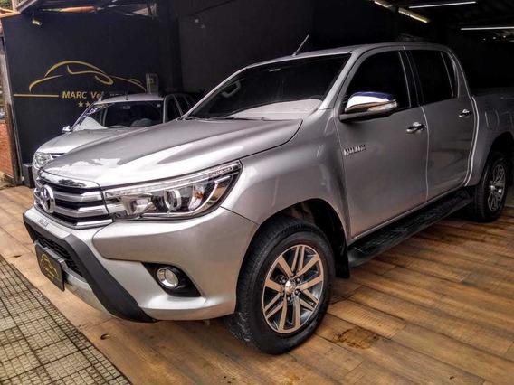 Toyota Hylux Cd Srx Tdi 4x4 At 2017