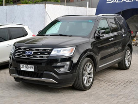 Ford Explorer Explorer Ltd 4x4 2.3 Aut 2017