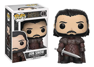 Funko - Game Of Thrones Jon Snow #49