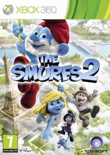 The Smurfs 2 Xbox 360 Original Completo Com Manual