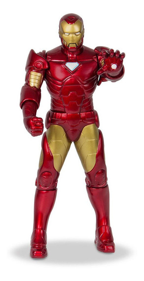 Boneco Gigante - 45 Cm - Disney - Marvel - Iron Man - Mimo