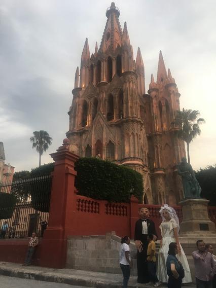 San Miguel De Allende Renta -10% Casa X Dia Amor Hasta 14 F