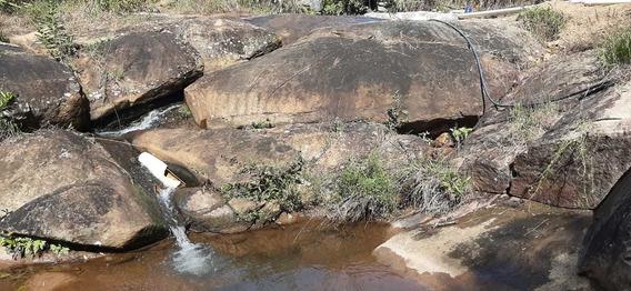 Sítio No Sul De Minas , Cidade De Caxambu Com 16 Hectares, Cachoeira Dentro Do Terreno , Linda Mata , 5klm De Estrada De Terra. - 964