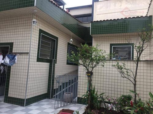 Casa Com 3 Dormitórios À Venda, 374 M² Por R$ 1.400.000 - Vila Diva (zona Leste) - São Paulo/sp - Ca0860