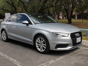 Audi A3 1.8 Sedán Attraction Plus Aut, Aire, Elec, Piel,2016