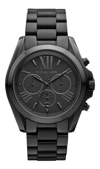Relógio Michael Kors Bradshaw Preto Mk5550