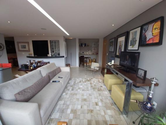 Apartamento, 2 Quartos, 115m² - 18873