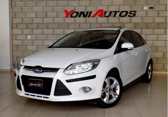 Ford Focus Se Plus Sedan At- Igual A Okm -u-n-i-c-o *permuto