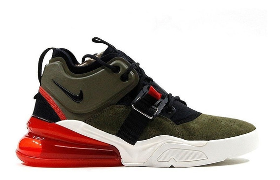 Zapatillas Nike Air Force 270 Basquet Profesional