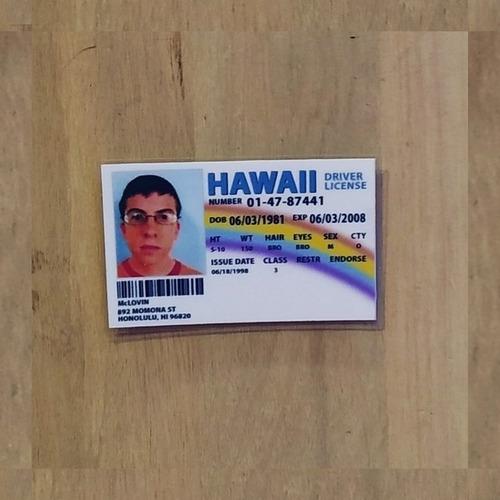 Licencia Mclovin Supercool