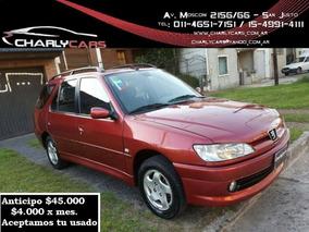 Peugeot 306 Xr Nafta Break 2000