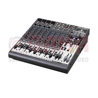 Consola Sonido Behringer Xenyx X1622 Usb 12 Canales Xenyx X