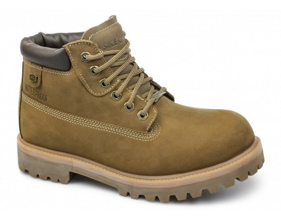 Bota Skechers Air Cooled Memory Foam Waterproof