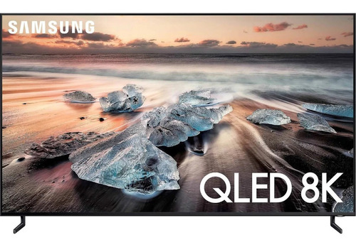 Imagen 1 de 3 de Tv Samsung 65 Pulgadas Smart Tv 8k  Qn65q900rbfxz Qled