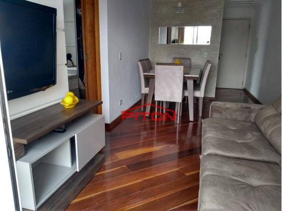 Apartamento Com 2 Dormitórios À Venda, 51 M² Por R$ 250.000,00 - Cangaíba - São Paulo/sp - Ap1855