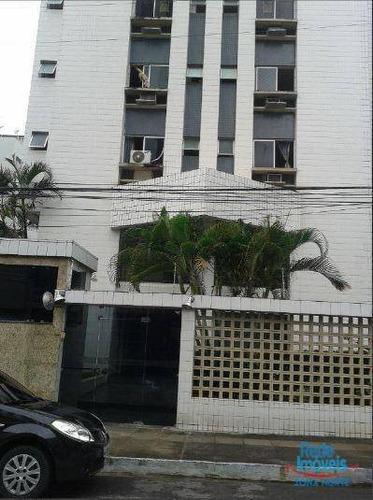 Apartamento À Venda, 100 M² Por R$ 450.000,00 - Boa Viagem - Recife/pe - Ap10755
