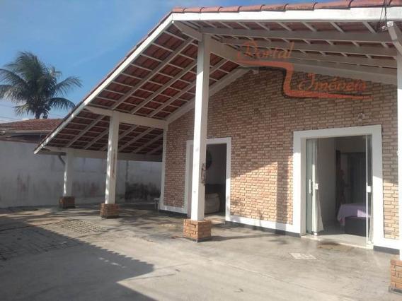 Casa À Venda No Bairro Indaiá Em Caraguatatuba/sp - 4145