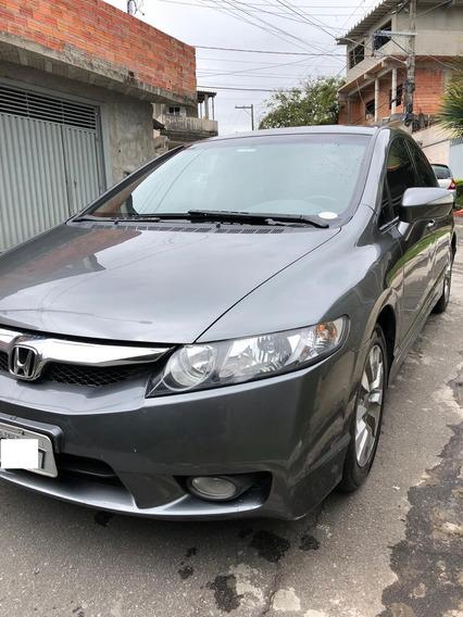 Honda Civic Lxl Se - Completo Único Dono Baixa Km