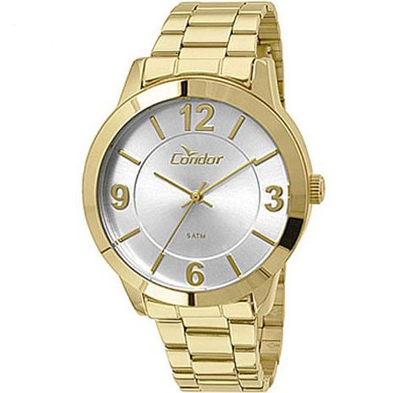 Relógio Condor Feminino Co2035koo/4k C/ Garantia E Nf