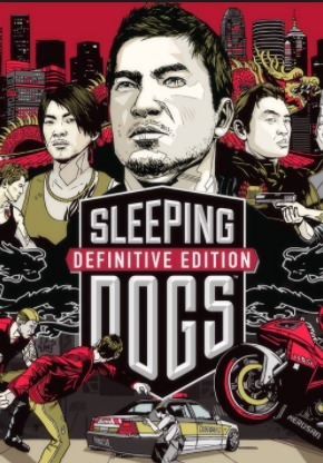 Sleeping Dogs Definitive Edition-pc-dvd (midia Fisica)