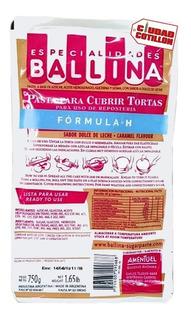 Pasta Para Torta Ballina Formula H X 750 G - Ciudad Cotillon