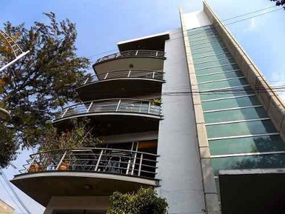 Departamento En Venta Condesa Con Balcón Al Frente